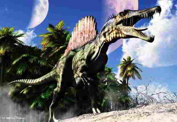 Самый большой сухопутный хищник за всю историю Земли