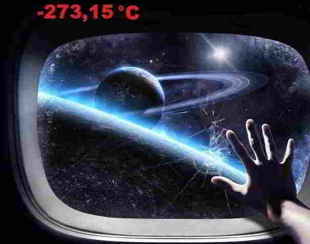 Самая низкая температура во Вселенной